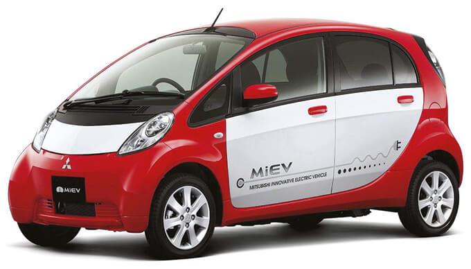 รถยนต์ไฟฟ้า EV