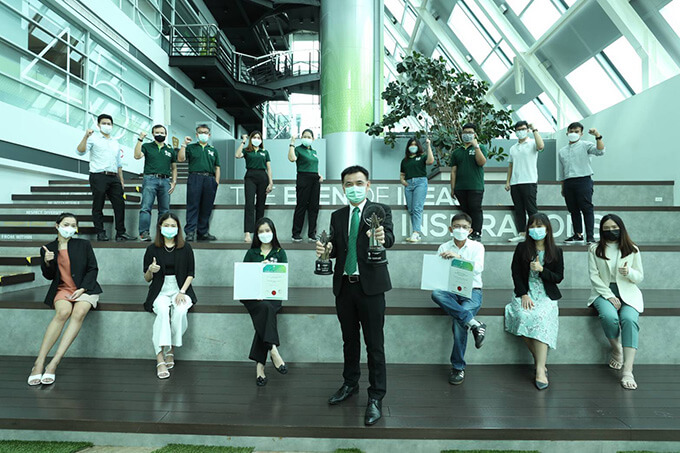PTG คว้า 2 รางวัล Asia Responsible Enterprise Awards 2021